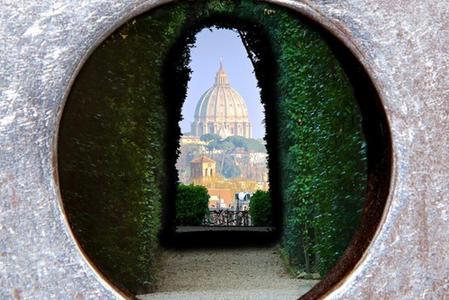 Giardino degli Aranci: Roma da una serratura! | Life is a journey